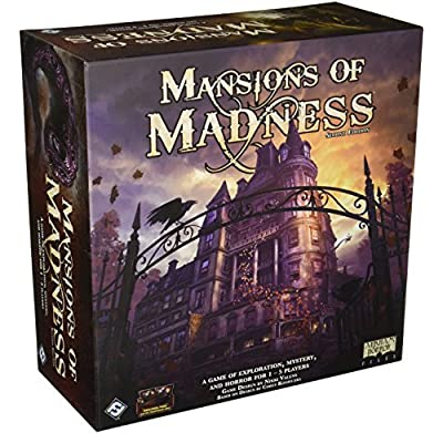 Mansions of Madness Board Game, 2nd Edition: Toys & Games