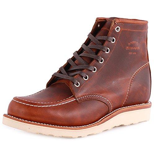 Chippewa 1901M22 Mens Leather Ankle Boots Tan - 46 EU