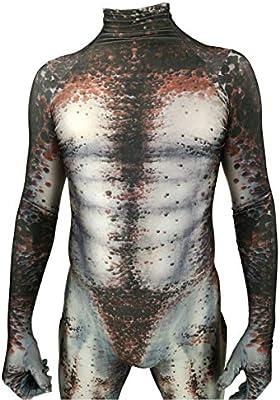 FHTD Predator Cosplay Disfraz Disfraces Halloween Navidad Props ...