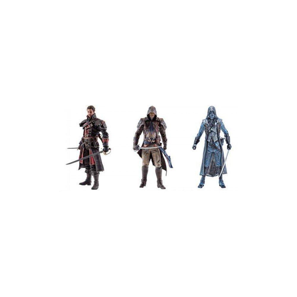 Case Figuras Assassins Creed Serie 4 (8): Amazon.es: Videojuegos