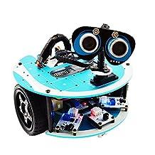 LANDZO Altar Smart Robot Car Kit with Arduino UNO R3