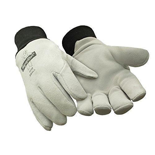 goatskin gloves insulated - 6