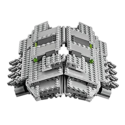 LEGO Star Wars Imperial Star Destroyer Kids Building Playset | 75055: Toys & Games