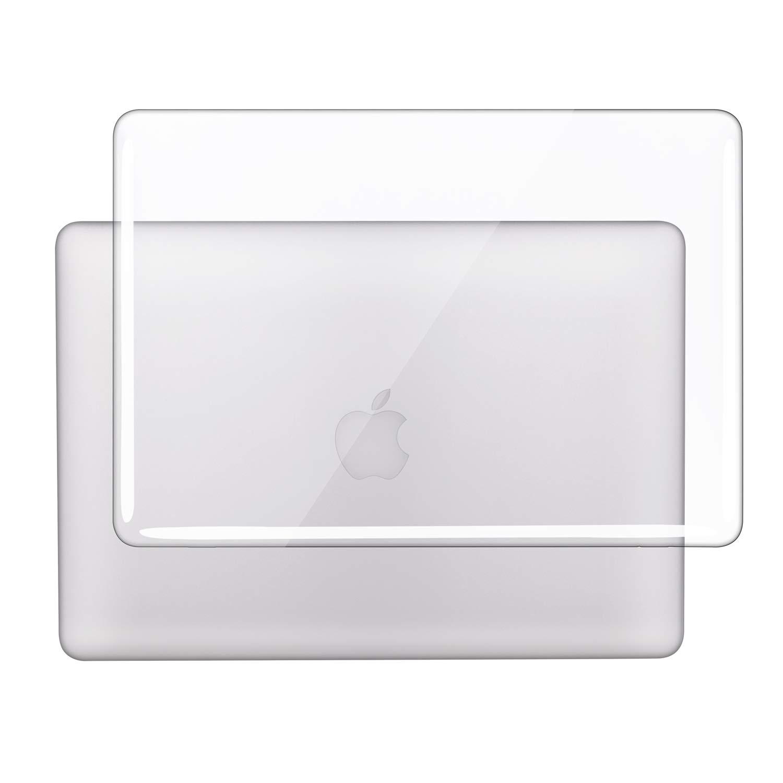 + Protector de Pantalla i-Buy Funda Dura Compatible con Macbook Pro 13 con barra t/áctil Ciano funda de teclado Modelo A2159 A1706 A1989