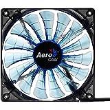 AeroCool Shark 120mm Blue Edition Cooling Fan EN55420