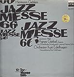 Hermann Gehlen , Giselher Klebe - Jazzmesse 1966 / 12-Ton-Messe 1966 - Schwann AMS Studio - ams-studio 600