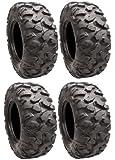 Full set of STI Roctane XD Radial (8ply) 30x10R-14 ATV Tires (4)
