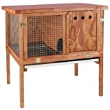 Ware Manufacturing HD Deluxe Rabbit Hutch