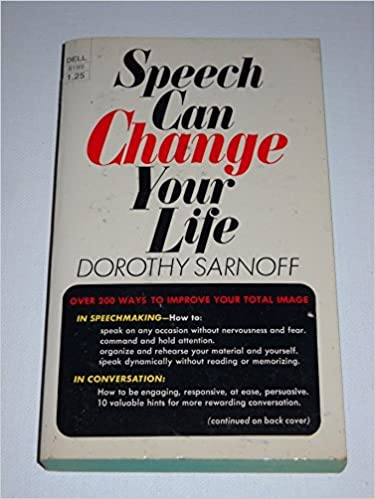 speech about life changes