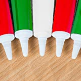 19g Christmas Writing Icing Tubes (Pack of 18)