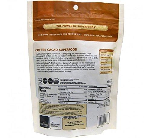 Navitas Naturals Elementary Power Snacks - Coffee Cacao 227g