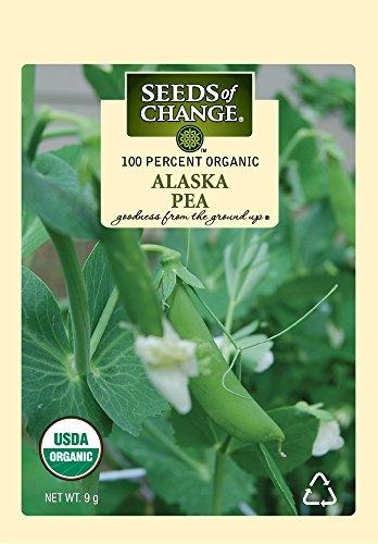 Seeds Of Change 6899 Certified Organic Alaska Shelling Pea