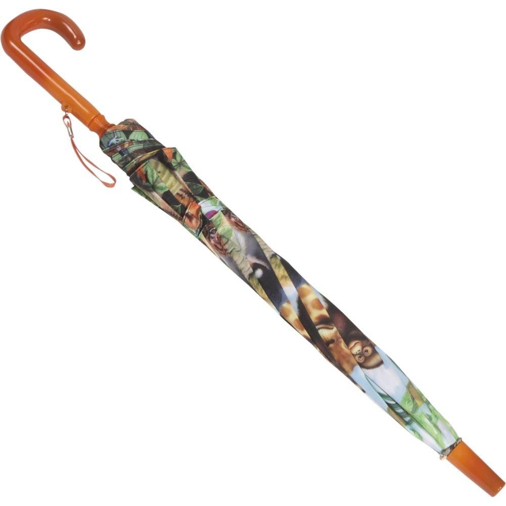 Amazon.com: Galleria Animal Kingdom Childrens Stick Umbrella: Sports & Outdoors