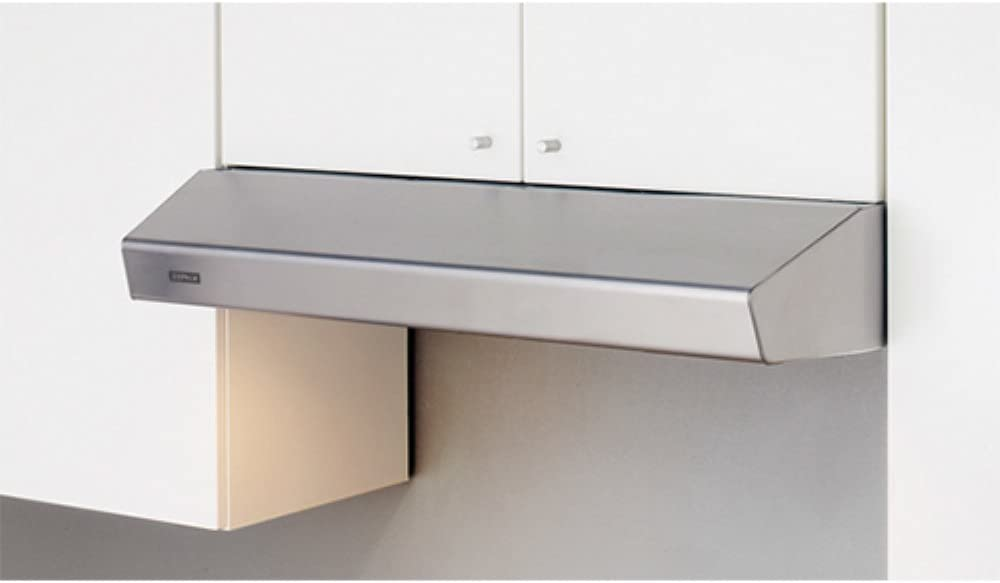 "Essential Breeze I 36"" 250 CFM Under Cabinet Range Hood Finish: White"