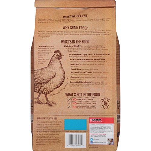 Pound Bag Of Purina Beyond Grain Free Cat Food