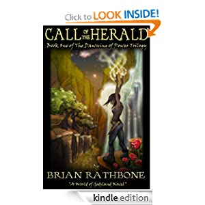 Call of the Herald (Godsland Series: Book One)