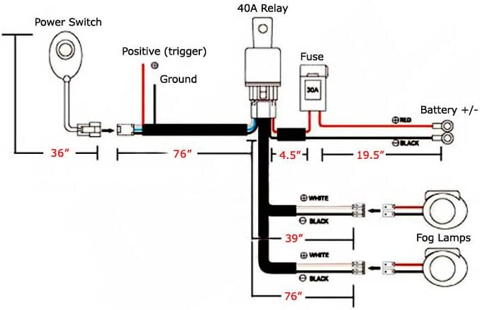 Fog Light Wiring Diagram No Relay from images-na.ssl-images-amazon.com