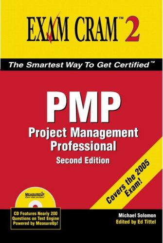 PMP Exam Cram 2 (2nd Edition)
