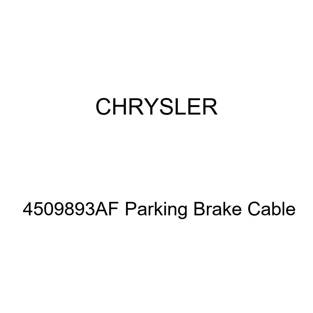 Genuine Chrysler 4509893AF Parking Brake Cable