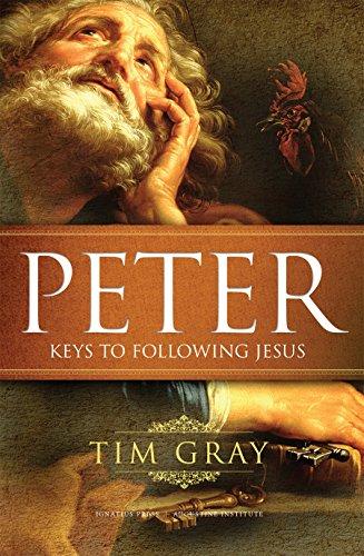 Peter  Keys To Following Jesus