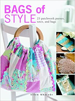 Bags of style 25 patchwork purses totes and bags for Arts and crafts tote bags