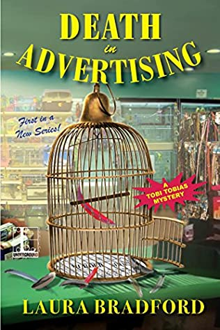 book cover of Death in Advertising