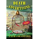 Death in Advertising (A Tobi Tobias Mystery)