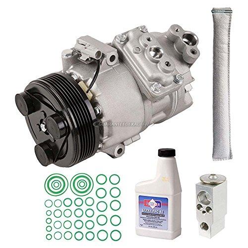 (AC Compressor w/A/C Repair Kit For Suzuki Grand Vitara 2009-2013 - BuyAutoParts 60-81742RK NEW)