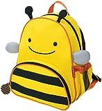 Skip Hop Zoo Pack Little Kid & Toddler Backpack, Brooklyn Bee