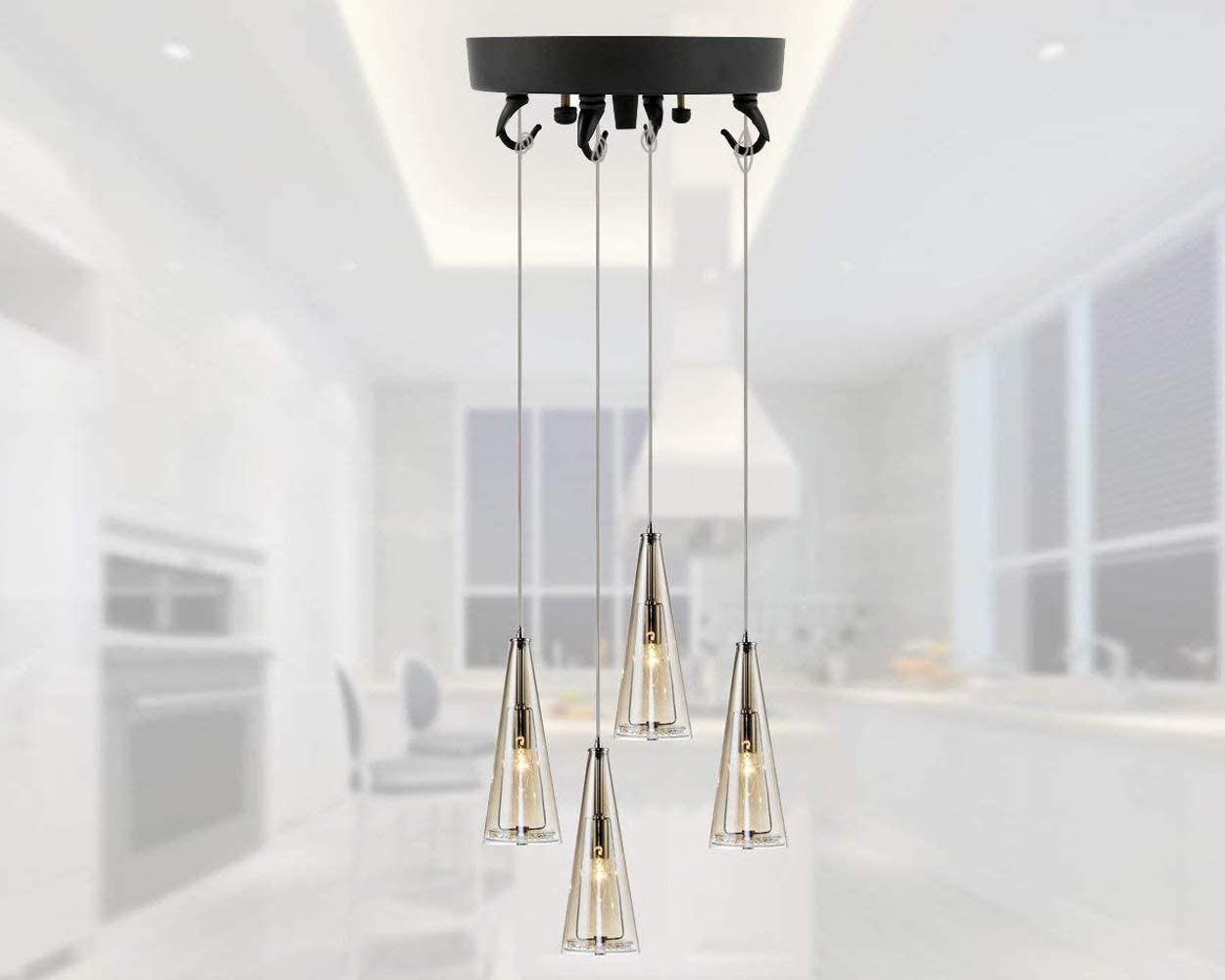 Hook plate accessories for Lighting Ceiling Chandelier Quick