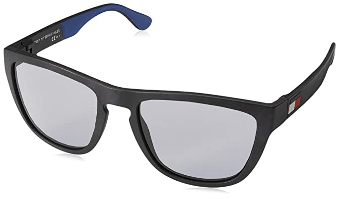 8567ce8c Image Unavailable. Image not available for. Colour: Tommy Hilfiger Men's TH  1557/S Sunglasses ...