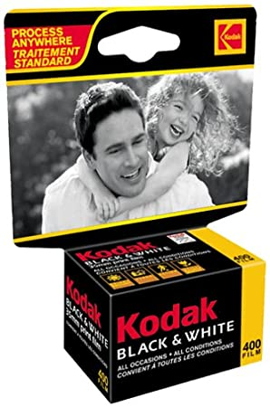 Kodak Black & White 400 Speed 24 Exposure 35mm Film: Amazon