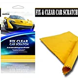MAGICAL Fix Clear Car Scratch Repair Cloth Polish for Light Paint Scratches Remover Scuffs on Surface Repair