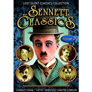 Mack Sennett Classics, Volume 2: One Night Stand / Cursed By His Beauty / Fatty's Tintype Tangle / Plumber / Star Boarder (Silent)