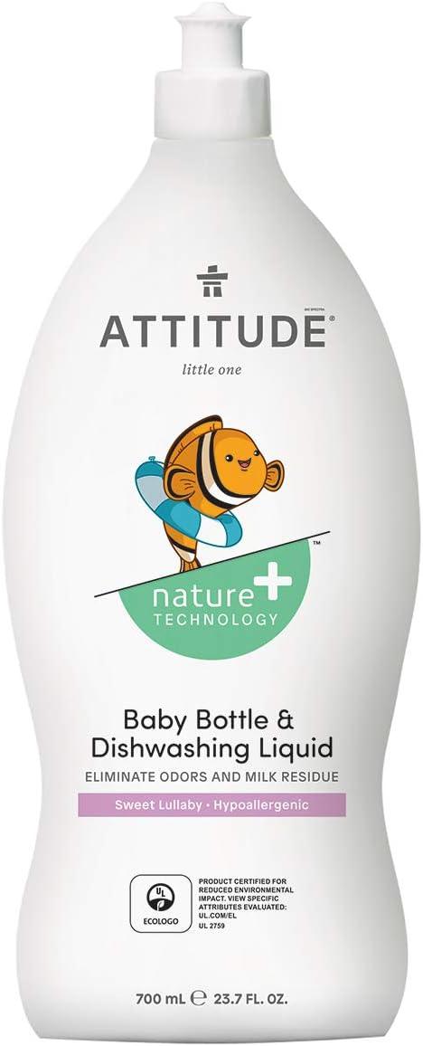 Attitude Baby Bottle Dish Liquid