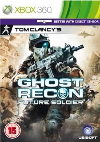 (Tom Clancy's Ghost Recon: Future Soldier - Xbox 360)