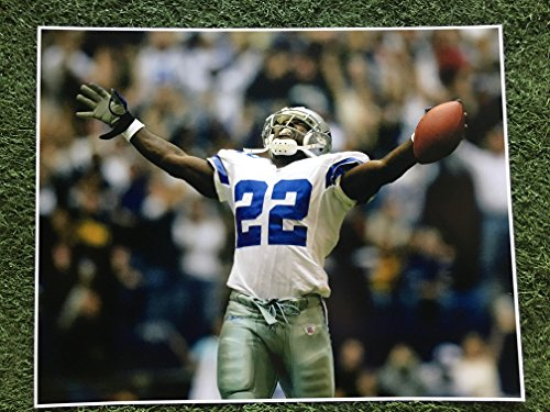 Dallas Cowboys Emmitt Smith #22
