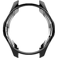 Coque pour Samsung Galaxy Watch 46mm, YUYOUG Housse de Protection en Silicone Ultra-Mince et Souple en TPU