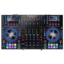Denon DJ MCX8000 | Standalone DJ Player and Serato 4-Channel DJ Controller