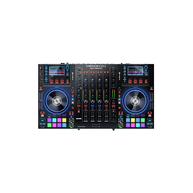 Denon DJ MCX8000   Standalone DJ Player