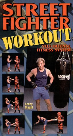 Street Fighter Workout [VHS]