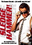 Sledge Hammer - Season 1+2. Bonusfilm Double Cop (7 DVDs)