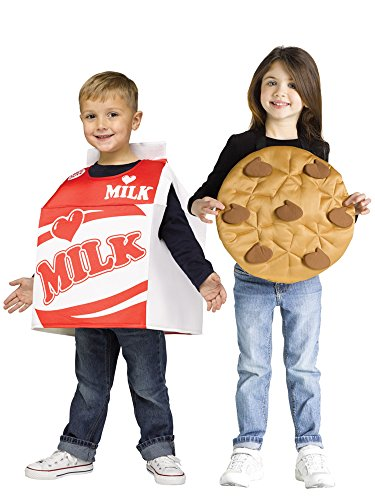 Milk & Cookies Pair Toddler Costume