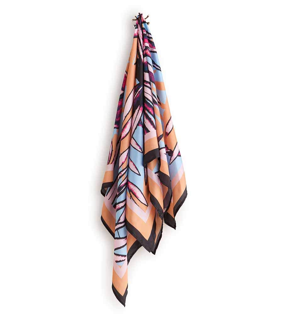 Maaji Dream CASHER Large Satin Scarf, OS