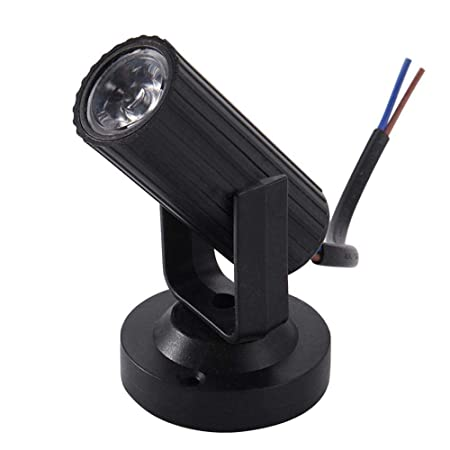 reputable site 48ee6 4c80c KOBWA Mini Stage Spotlight,LED Portable Stage Lights Moving ...