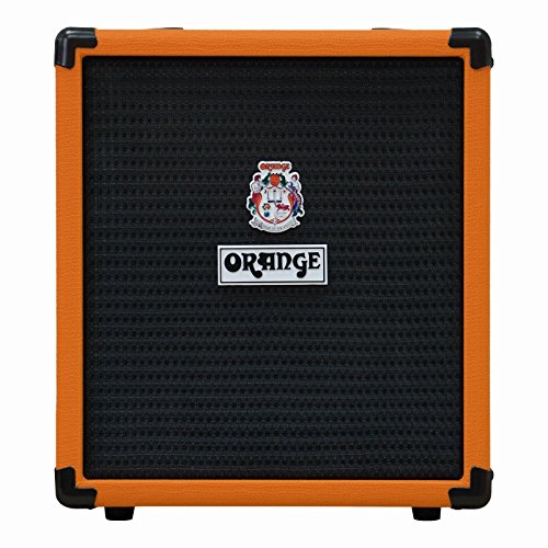 ORANGE Crush Pix 25W Bass Amp Combo, Solid State ベースアンプ CRUSH 25B Orange   B0030GA1VO