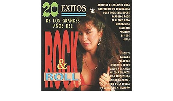 20 Exitos de los Grandes Años del Rock And Roll by Roberto Jordan on Amazon Music - Amazon.com