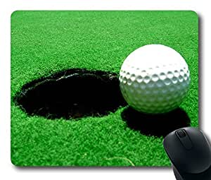 Golf Ball,Rectangle mouse pad Your Perfect Choice by mcsharks