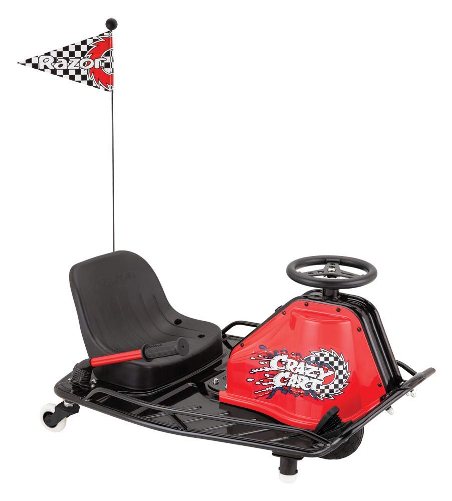 Razor Crazy Cart Electric Cart