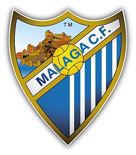 fan products of Malaga CF Spain Soccer Football Art Decor Vinyl Sticker 4'' X 5''